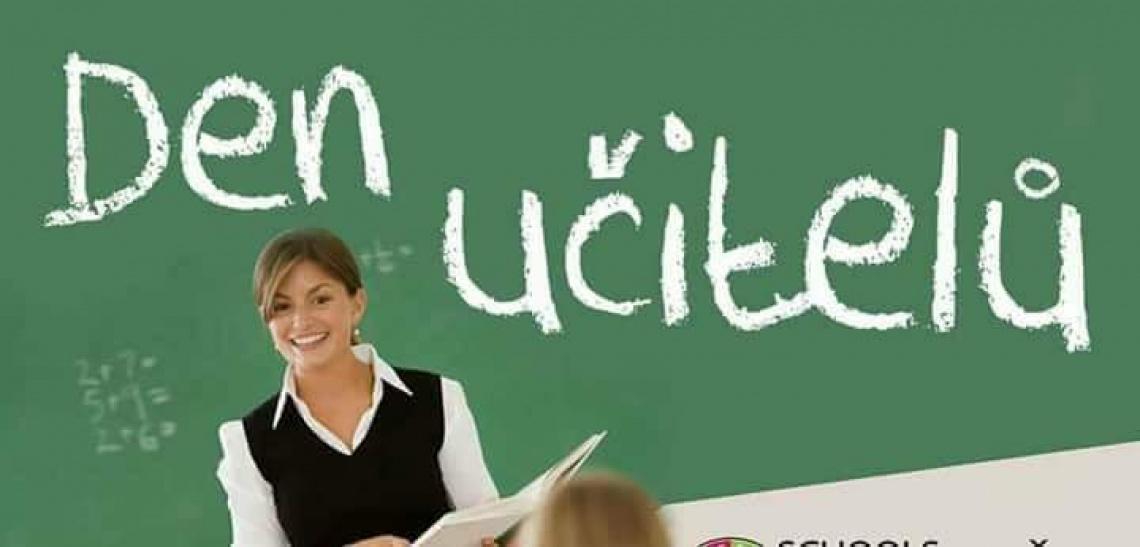 28. březen - Den učitelů